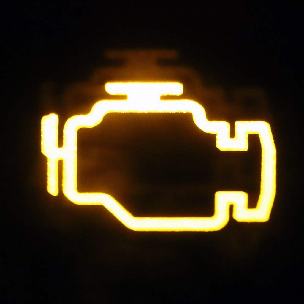 My Check Engine Light Brandt.. What is wrong?