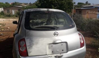 2004 Nissan March full