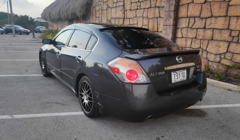 Nissan Altima 2.5s full