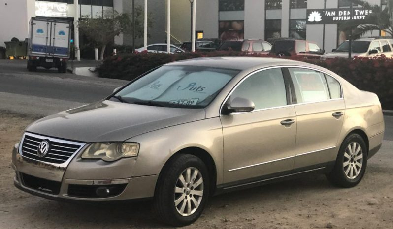 VW Passat 2007 full
