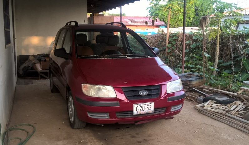 Hyundai Matrix 2005 full