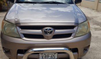 Toyota Hilux 2008 full