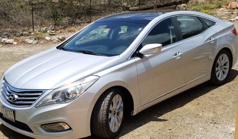 Hyundai Azera 2012 full