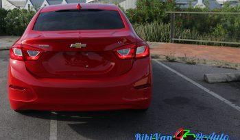 Chevrolet Cruze 2018 full
