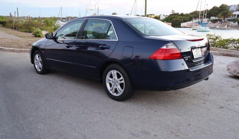 Honda Accord 2006 full